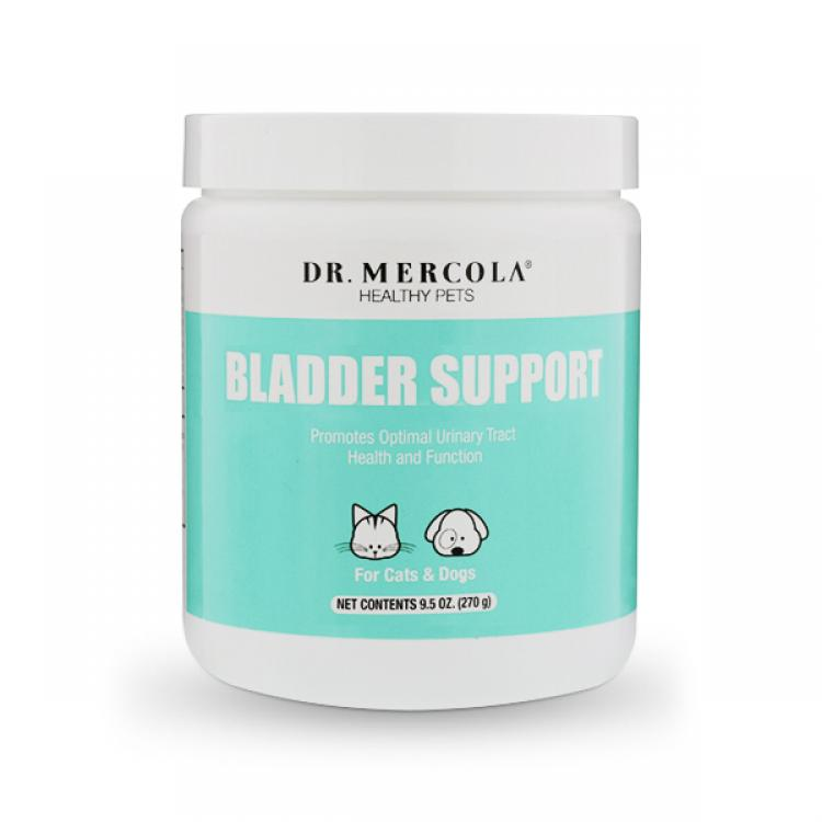 Dr. Mercola Pet Bladder Support Products and Knowledge