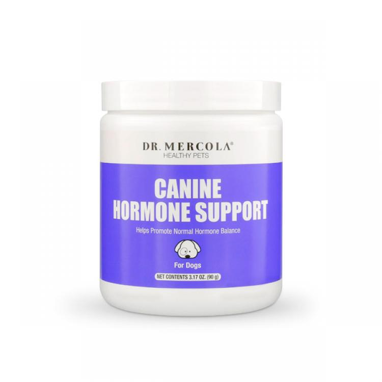 Dr. Mercola Canine Hormone Support Products and Knowledge