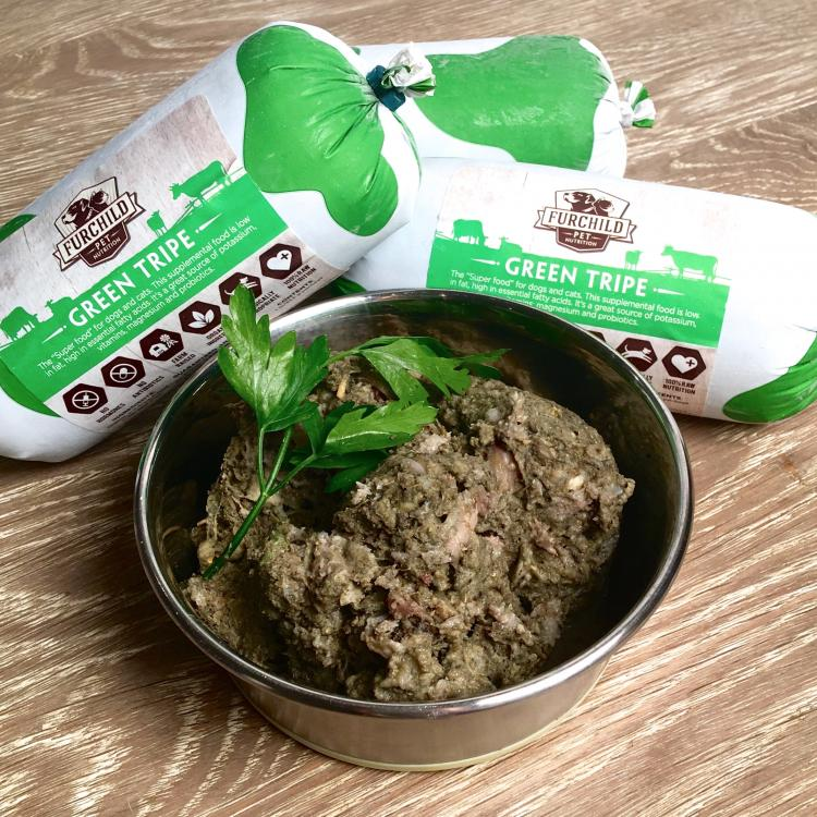 Green Tripe – The Ultimate Superfood for Pets