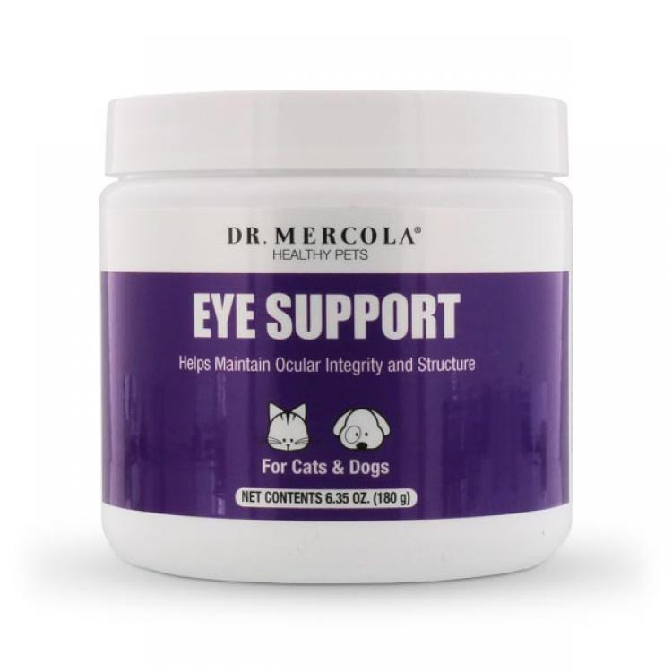 Dr. Mercola Eye Support for Pets Products and Knowledge