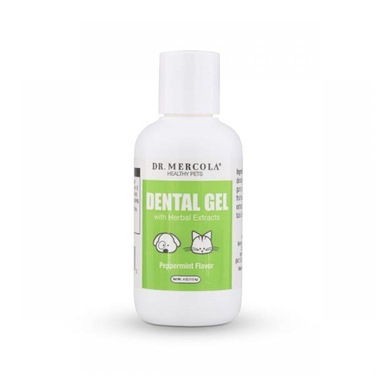 Dr. Mercola Dental Gel for Pets Products and Knowledge