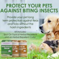 Dr. Mercola Herbal Pet Pest Repellent Products and Knowledge