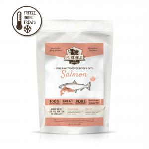 Freeze-Dried Salmon - NEW!