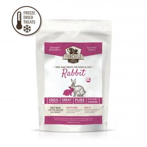 Freeze-Dried Rabbit - NEW!