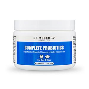 Complete Probiotics Powder - Dogs & Cats