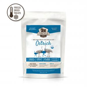 Freeze-Dried Ostrich - new!