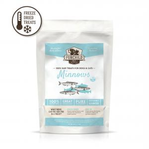 Freeze-Dried Minnows - New!