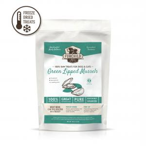 Freeze-Dried Green Lipped Mussels - NEW!