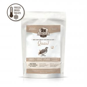 Freeze-Dried Quail - new!