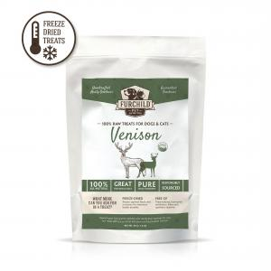 Freeze-Dried Venison - new!
