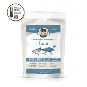 Freeze-Dried Tuna - New!
