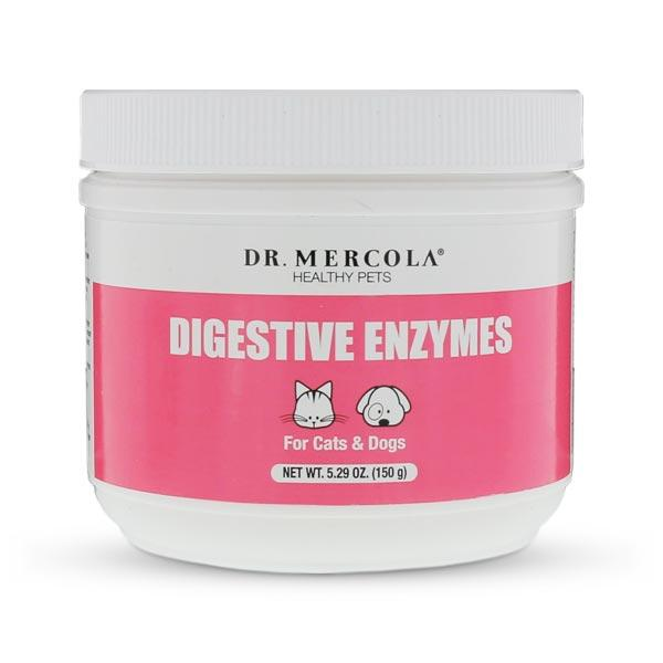 HEALTHY DIGESTIVE ENZYMES - DOGS & CATS