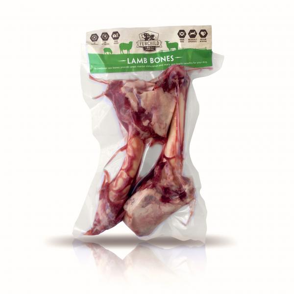 ORGANIC GRASS FED LAMB BONES