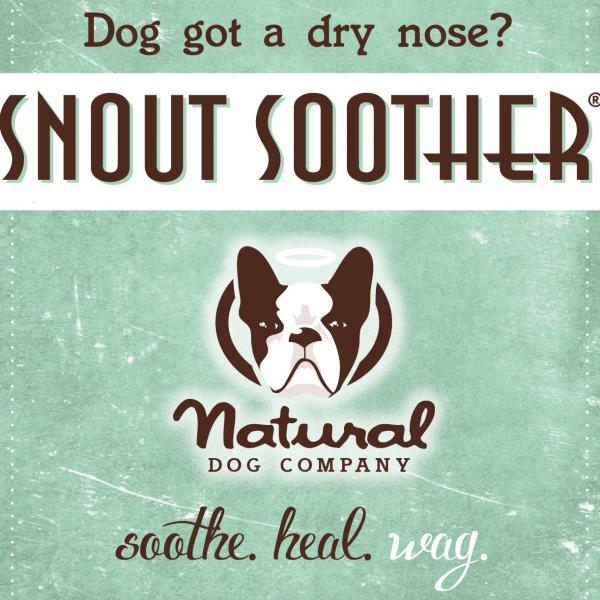 ORGANIC SNOUT SOOTHER - DOGS