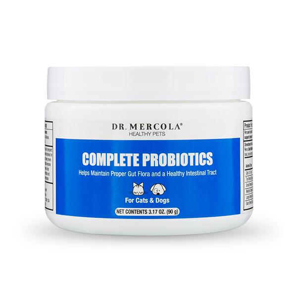 Complete Probiotics for Pets