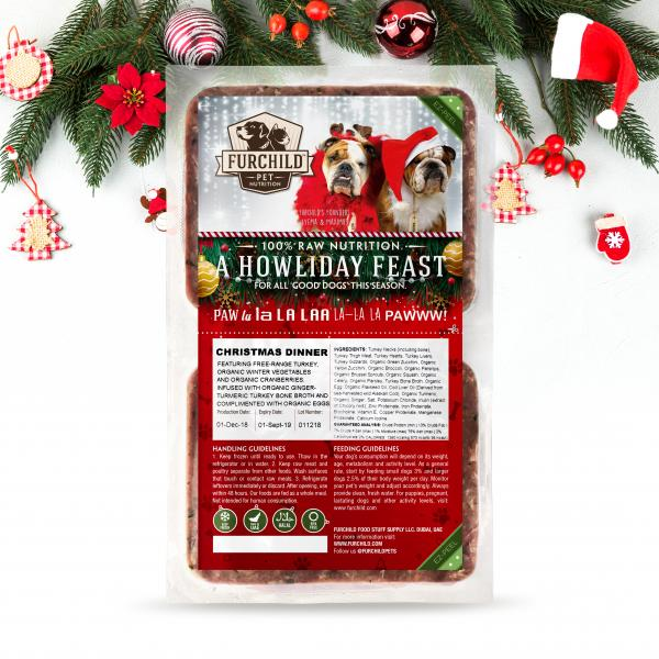 A HOWLIDAY FEAST - BUY NOW!