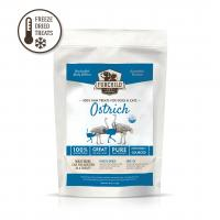 Premium Freeze-Dried Free-Range Ostrich Raw Pet Treats